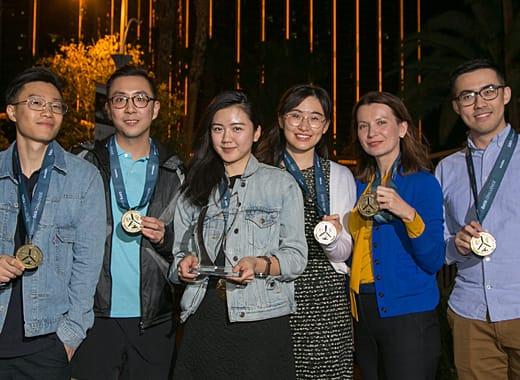 2018 Data Challenge Winners
