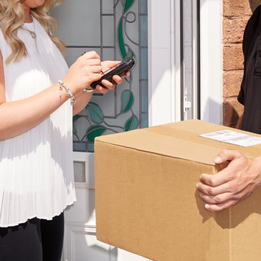 Yodel, performs predictive parcel delivery, taking action in real time to change the course of business.