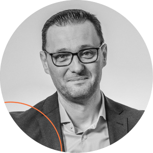 Sead Pašalić Head of Data Discovery at Swedbank