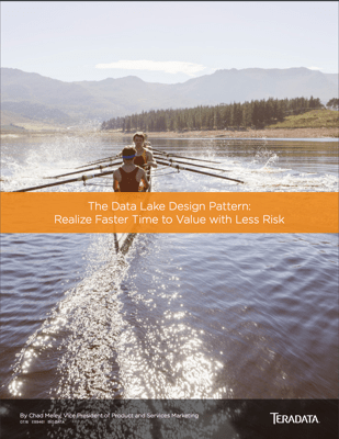 Data Lake - The Data Lake Design Pattern white paper