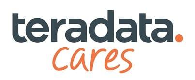 Teradata Cares Logo