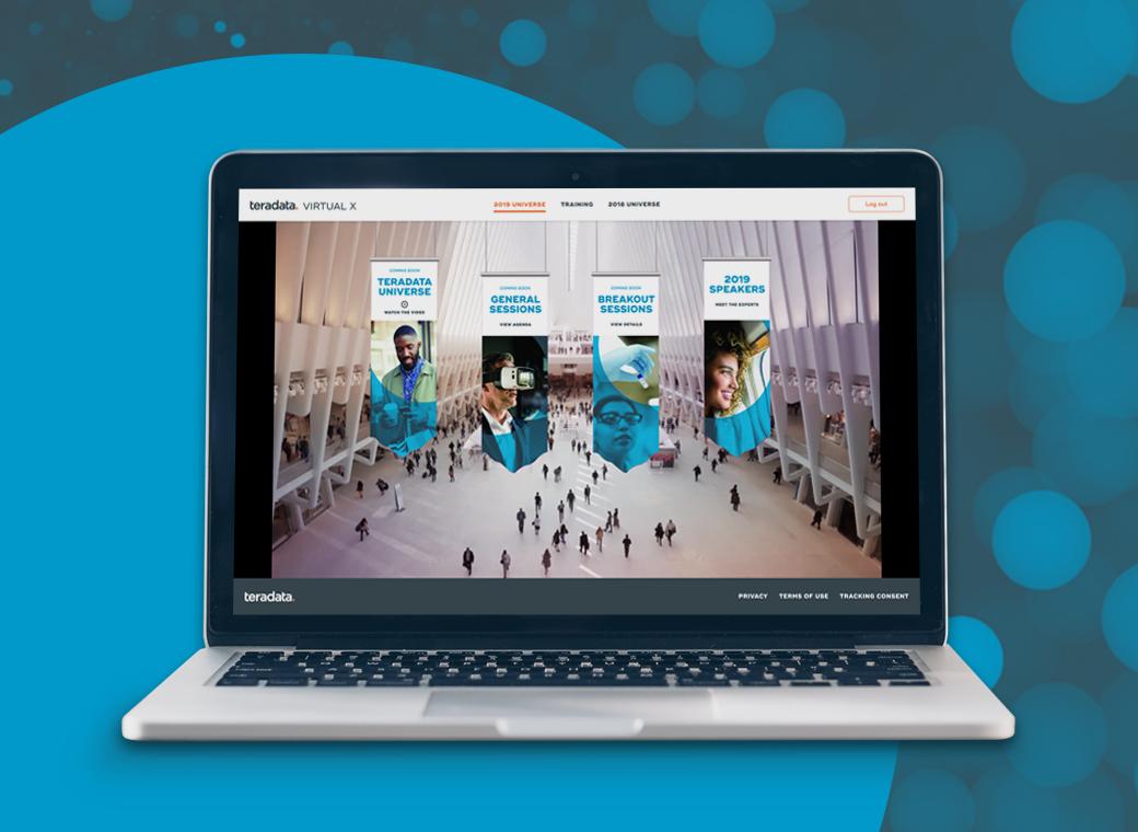 Оцените возможности виртуального участия в конференции Teradata Universe 2019 уже сегодня. Удобная бесплатная регистрация.