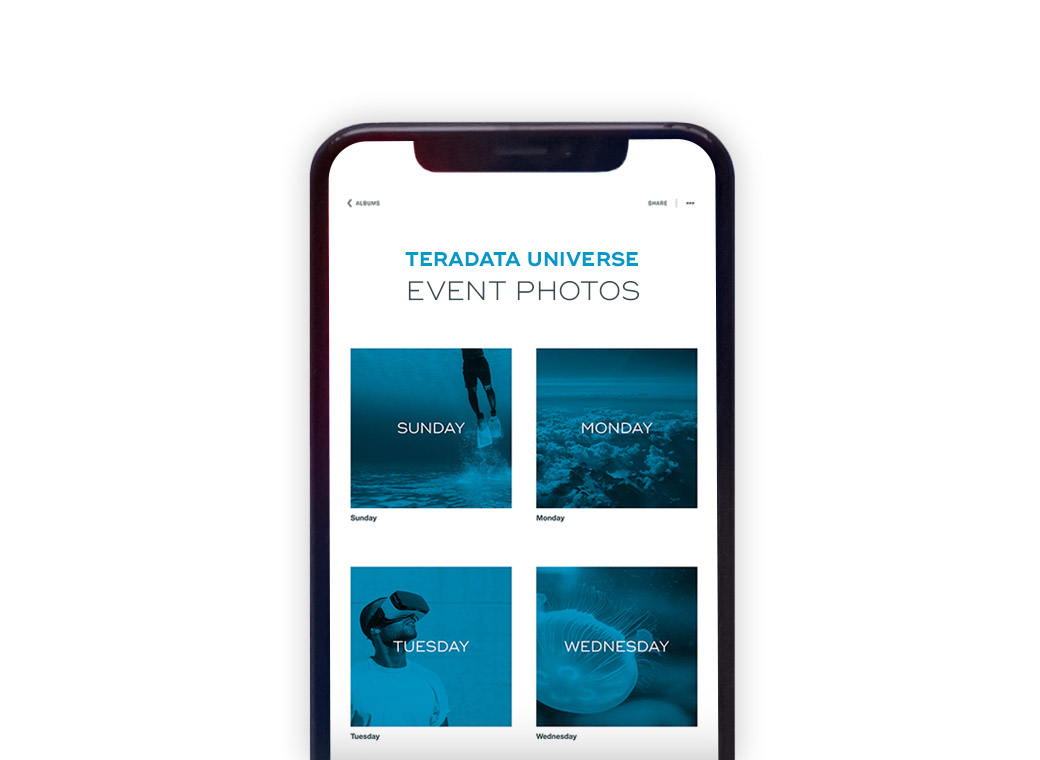 See Teradata Universe 2019 highlights