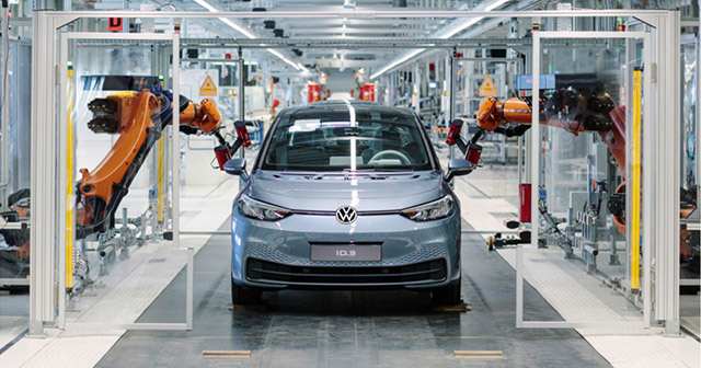 teradata supports volkswagen industrial cloud Teradata Supports Volkswagen Industrial Cloud as Partner