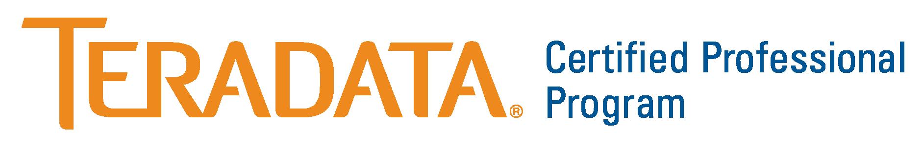 TCPP Teradata Certified Professional Logo