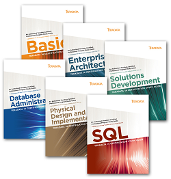 Teradata 14 Bridge Certification Study Guides