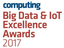 Yodel wins Computing Big Data & IoT Excellence Award 2017