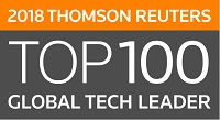 Teradata Named a 2018 Thomson Reuters Top 100 Global Technology Leader