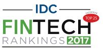 Teradata named to IDC FinTech Rankings for Enterprise 25