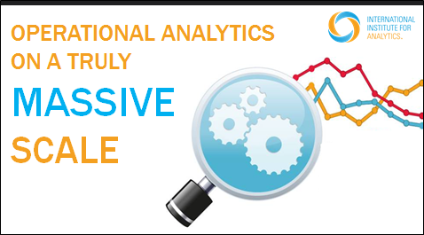 Operational Analytics on a Massive Scale