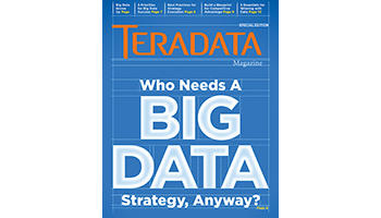Teradata Magazine Article