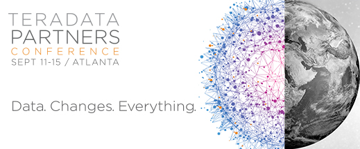 Join your peers at the premier data and analytics conference.