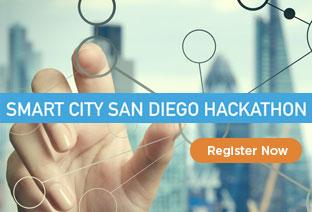 San Diego Smart City Hackathon, May 2016